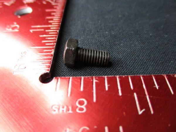 MR.METRIC 4-0030 SCREW, HEX HD M5X10 CARBON STEEL (PACK OF 5)