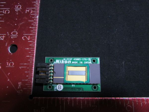 NIKON 4S005-176-B   New PCB, WL2EXP