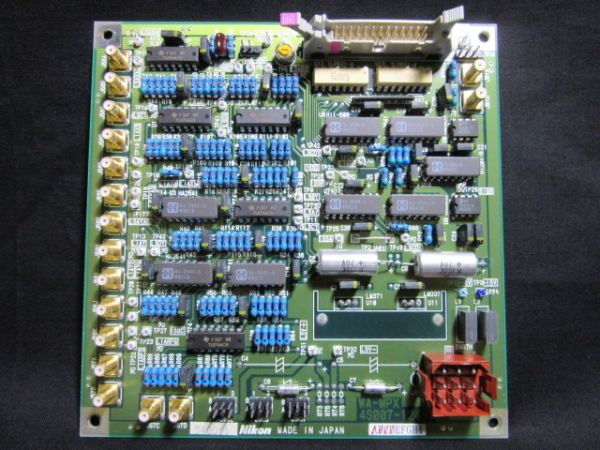 NIKON 4S007-124-1 PCB, WA-MPX,??KBA00650-AE31