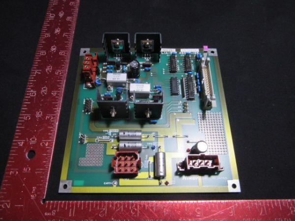 NIKON 4S007-125   New PCB, LIA-SHT,KBB00789-AE02