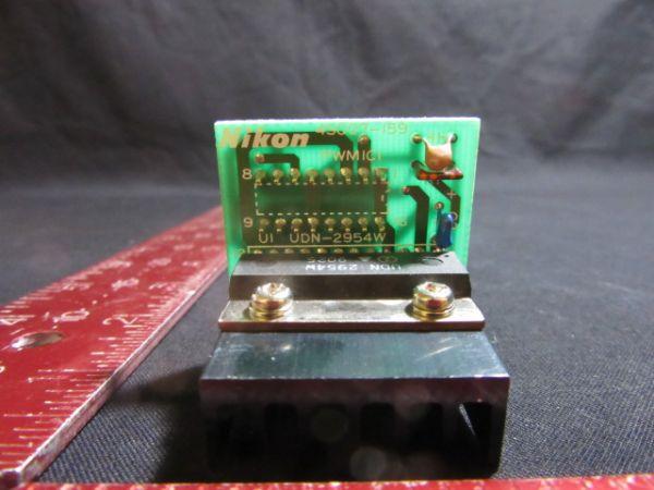 NIKON 4S007-159 PCB, PWMIC1, UDN-2954W,KBB00640-AE11