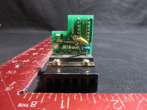 NIKON 4S007-160-1 PCB, PWMIC2, UDN-2954W,KBB00640-AE12