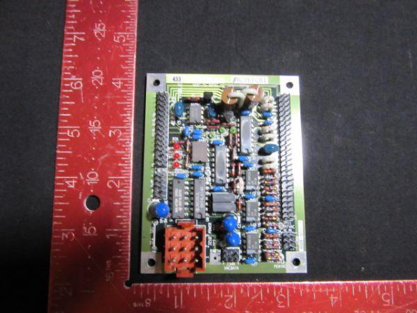 NIKON 4S007-243   Used PCB, R. TABLE,KBB04000-AE06