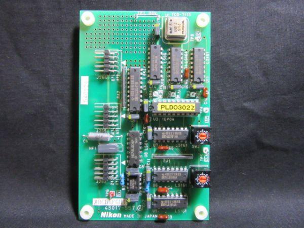 NIKON 4S017-557 PCB, PLUSE GENERATOR BOARD KBB02278-AE03
