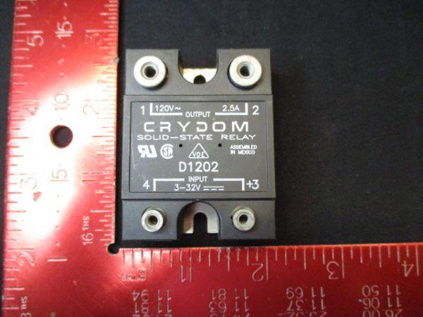 CRYDOM 500054237 RELAY ,553-32DC2-5A/24-140V D1202