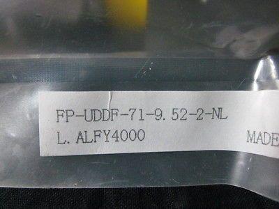 FUJIKIN FP-UDDF-71-9.52-2-NL VALVE 316 SS, FP-UDDF-71-9.52-2-NL;AIR OPERATE