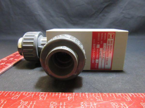Japan Applied Technology (JAT) 5362-V-NC VALVE MAX. PRESS 2kg/cm² TEL ALPHA 8S
