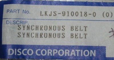 DISCO LKJS-910018-0 BELT, TIMING 10-S3M-264