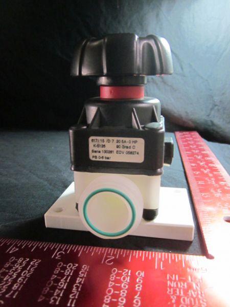 GEMU 61715 D 7 VALVE K-5126