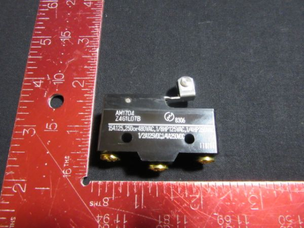 DAI NIPPON SCREEN (DNS) 7-39-24092 MICRO SWITCH  AM1704