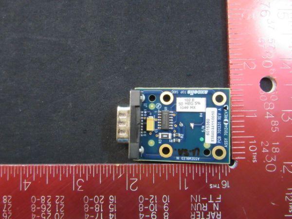 AXCELIS 701341   PCB 701331 REV. A