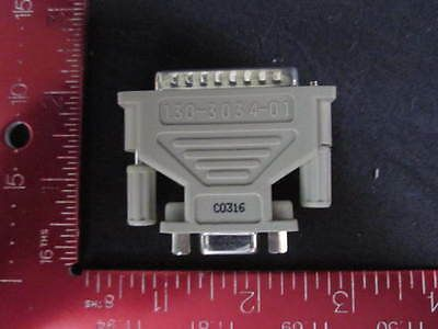 Applied Materials (AMAT) 0720-04975 CONNECTOR ADAPTOR HD15F
