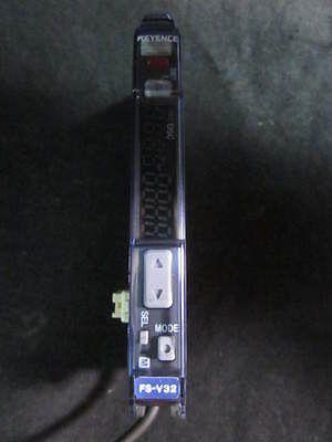 KEYENCE FS-V32 SENSOR, FIBER MEGA CORDLESS HANDSET