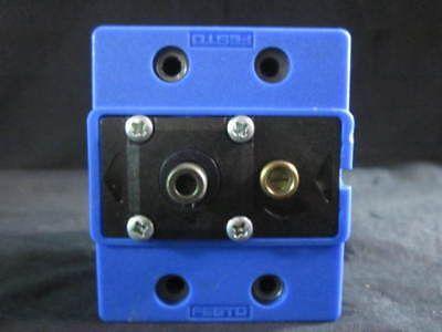 FESTO VLHE-3-1/4-B VALVE, SLOW START, 29-174 PSI