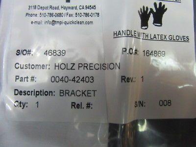 Applied Materials (AMAT) 0040-42403 BRACKET PCB ECP