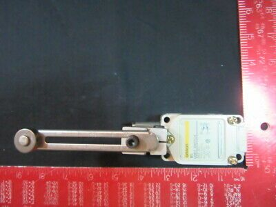Omron WLCA12-TS SWITCH, ALL PURPOSE ADJUSTABLE ROLLER LEVEL LIMIT