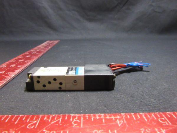 Koganei A110-4E1-L SOLENOID VALVE DC24V 1.5~7kgf/cm²