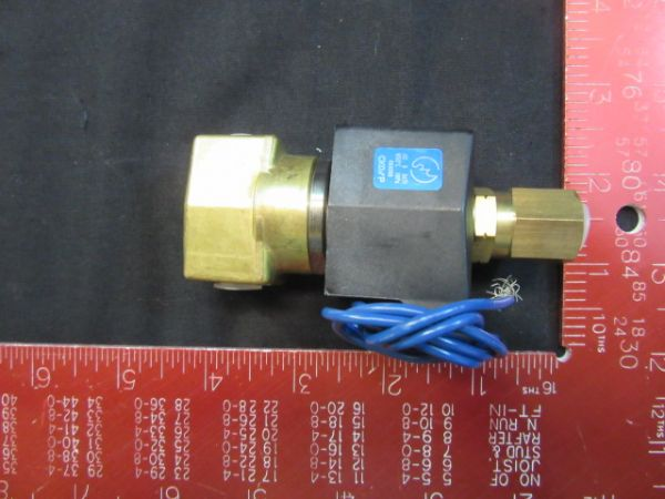 CKD CORPORATION AG31-01-1 SOLENOID VALVE 100V