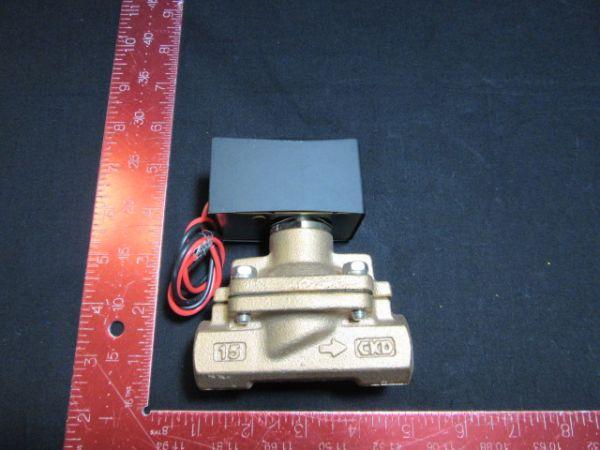 CKD CORPORATION AD11-15A-03A VALVE DC24V