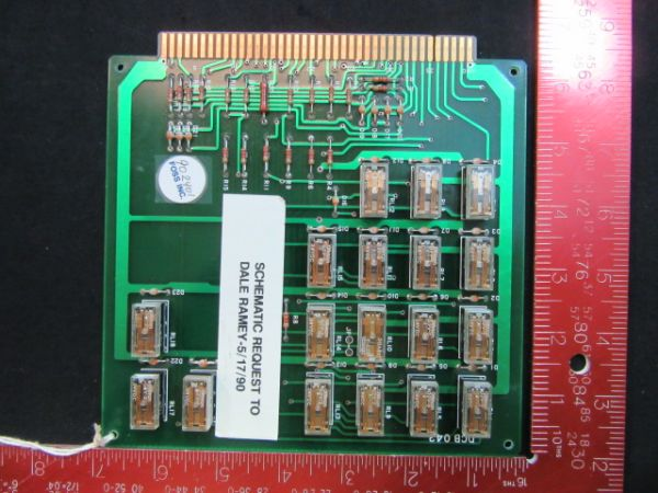 NEC ELECTRONICS AMERICA INC DCB-042 NEW (Not in Original Packaging) PCB, INTERFACE