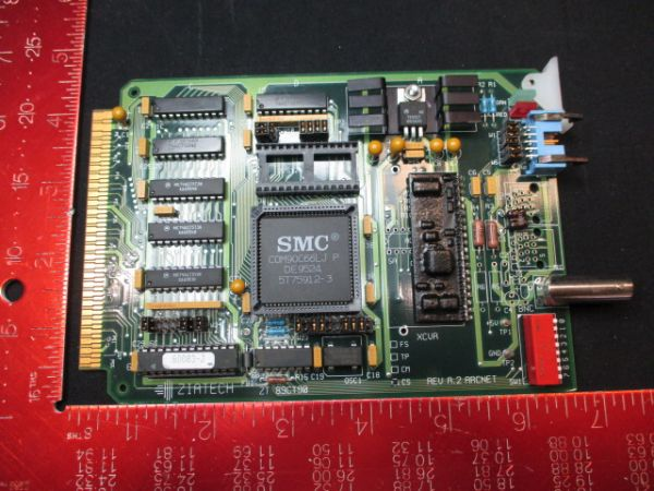 BOC EDWARDS F31300027 PCB CARD ARCNET
