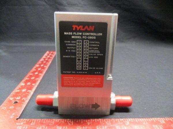 TYLAN GENERAL FC-280SAV-20SCCM-HE MFC 20 SCCM GAS: HELIUM