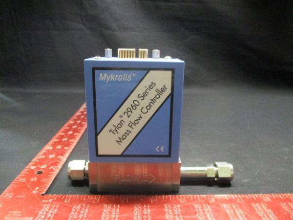 MYKROLIS CORP FC-2960M-261R TYLAN 2960 SERIES MFC 15 SLPM GAS:02