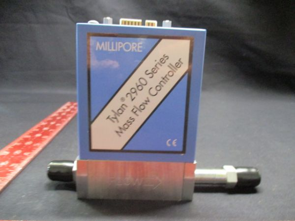 MILLIPORE CORP FC-2960M-4V TYLAN 2960 SERIES MFC 15 SLPM? GAS:02