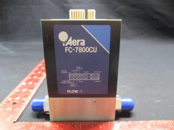 Aera FC-7800CU MASS FLOW CONTROLLER RANGE:300 SCCM GAS:CL2