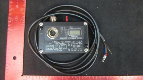 MST FMK 9002 MST Gas Concentration Sensor Head Model FMK-9002