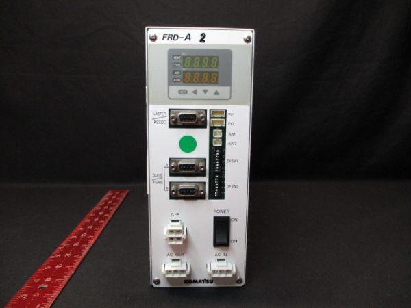 KOMATSU ELECTRONICS FRD-A CONTROLLER, COOL PLATE