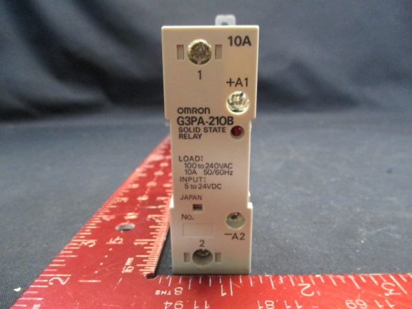 Omron G3PA-210B RELAY, SOLID STATE