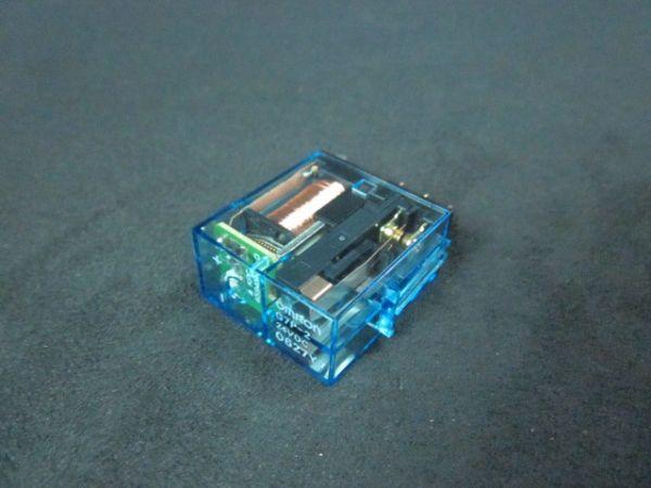 Omron G7P-2 Relay, 24VDC, Contact 5A 250 VAC, 5A 30VDC