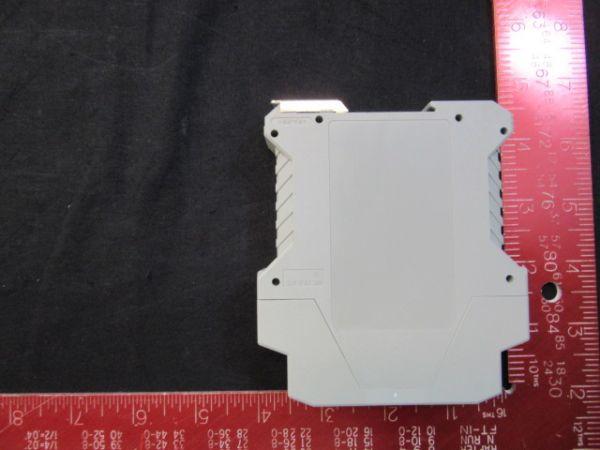Omron G9SX-BC202-RT FLEXIBLE SAFTEY UNIT 24VDC RELAY