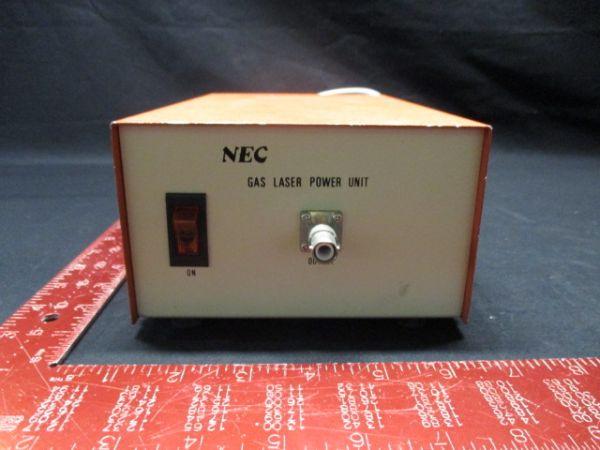 NIKON KBA00101-1822AD NEC ELECTRONICS AMERICA INC GLS5323 GAS LASER POWER UNIT