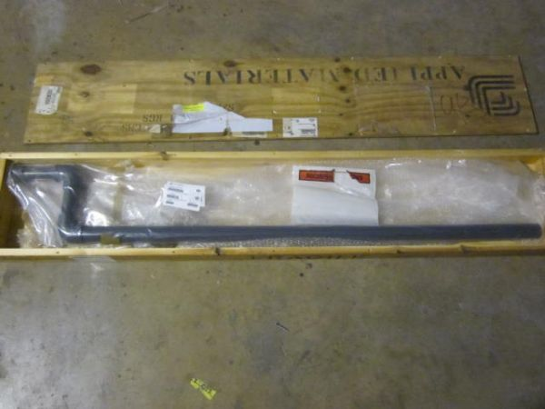Applied Materials AMAT 0040-85352 MANIFOLD PLENUM AIR EXTRACT