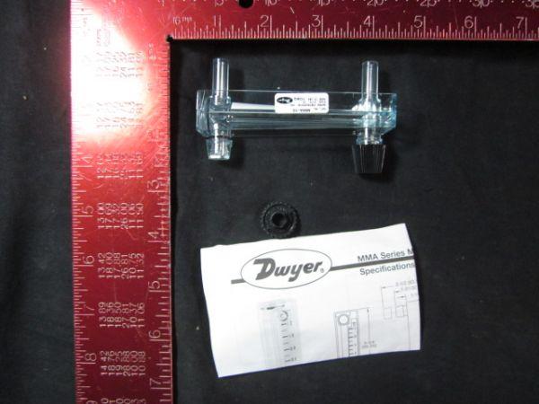 Applied Materials AMAT 0224-02062 Mini-Master Flowmeter 30-300 SCFH air