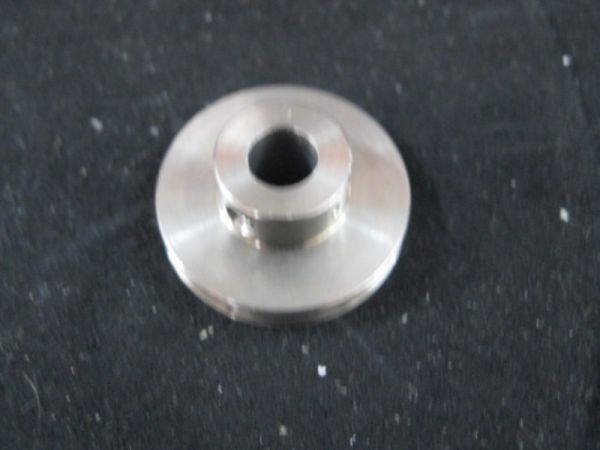 Lam Research LAM 220-010 PULLEY1inODx14in-for BB transport moto