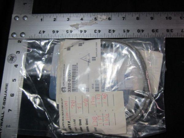 Applied Materials AMAT 3320-01001 TECKNIT 43-00748 GSKT STRIP 12X18 WNPRN