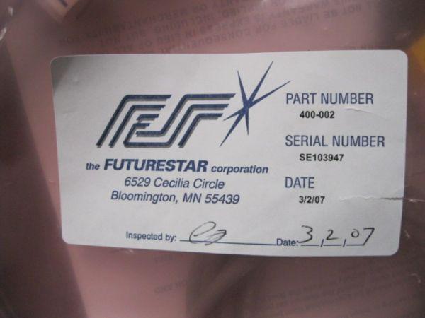 FUTURESTAR 400-002 SENSOR FLOW