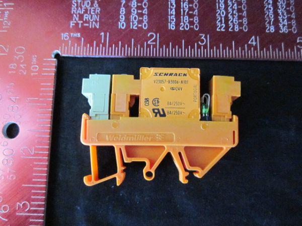 WEIDMULLER 551656131 RELAY 24V ACDC SPCO 6A
