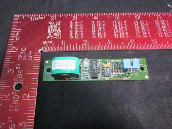 ASML 551656501 PWBA BATTERY BACK-UP