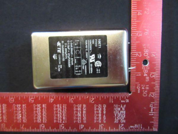 Applied Materials (AMAT) 60287-05 CORCOM 10ET1 Power Line Filter