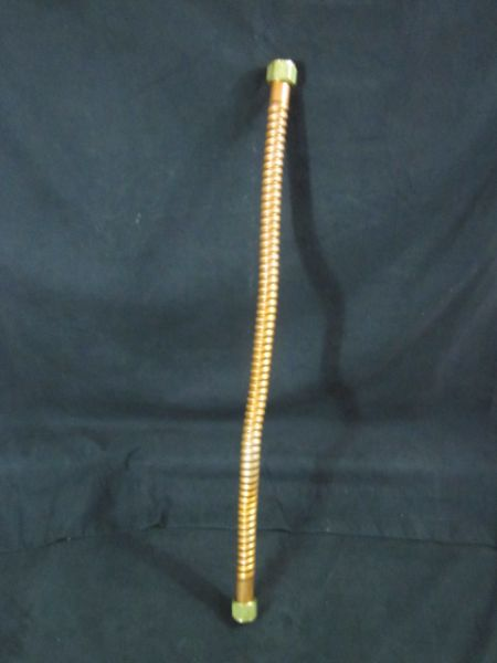 STANDARD 66-106825A11 TUBING FLEX 75 CU FEMALE HOSE END 2 FEET LONG