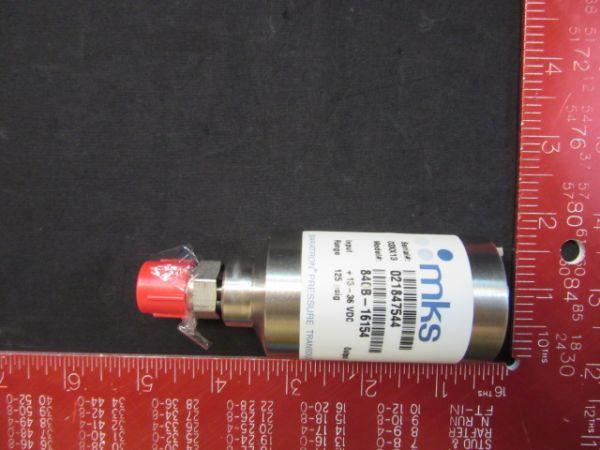 MKS  HPS 840B-16154 MKS BARATRON MODEL 840 GAGE SINGLE - ENDED