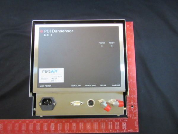 DANSENSOR OXI-4 Portable Oxygen Analyzer Indicator