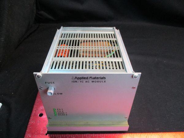 Applied Materials (AMAT) 0010-00017   ION TC/AC CONTROL MODULE
