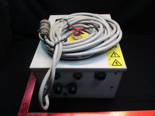 Applied Materials (AMAT) QDP40-QMB250-500   VACUUM CONTROL BOX