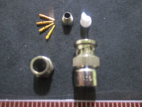 NIKON 24931   CONNECTOR, BNC 4 PIN