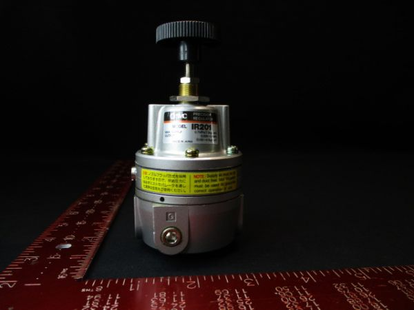 SMC IR-201 VALVE, REDUCED PRESSURE